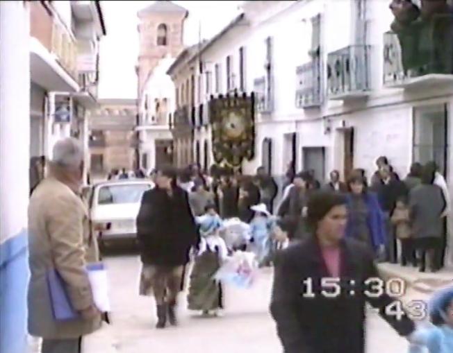 Carnaval de Herencia 1986