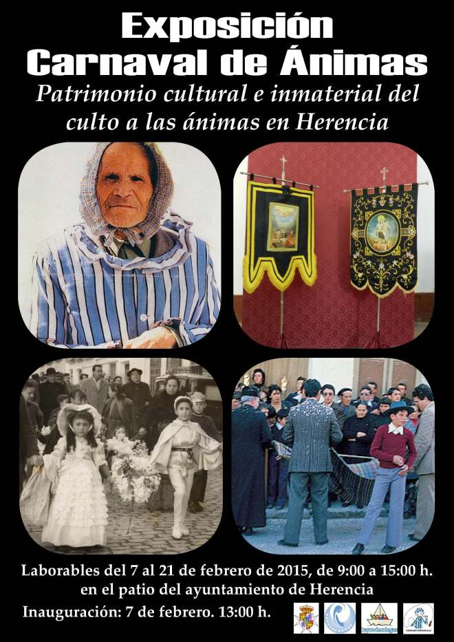 Carnaval de Herencia, patrimonio Cultural e Inmaterial del culto a las Ánimas