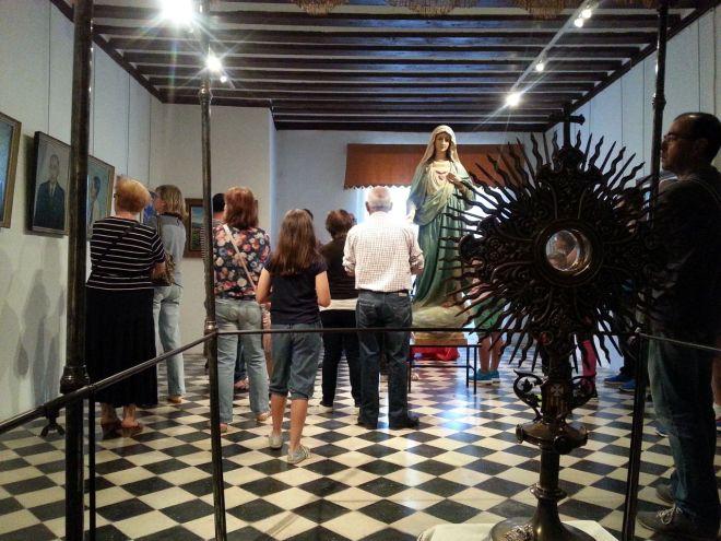 Visita Casa-Museo de La Merced de Herencia 16-05-2015_33
