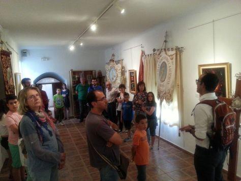Visita Casa-Museo de La Merced de Herencia 16-05-2015_8