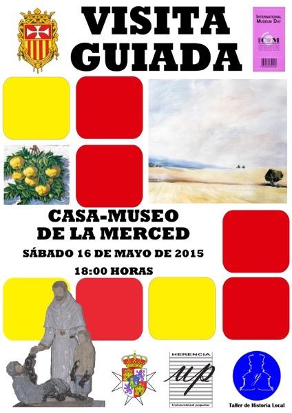 Visita Casa-Museo de La Merced Dia Internacional de Los Museos 2015_1