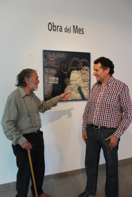 Agustin Ubeda obra del Mes en Infnates