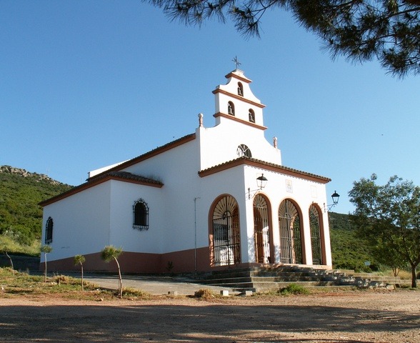 Ermita de la Virgen de la Cabeza de Herencia. Fotografía de Claro Manuel Fdez.-Caballero Martín-Buitrago