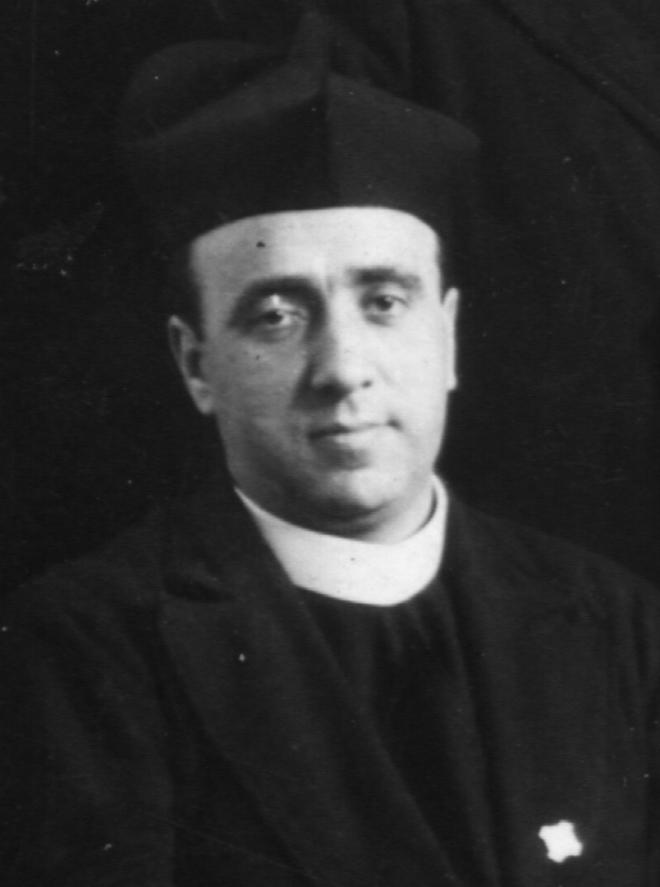 R. P. JOSÉ MARÍA IBARROLA