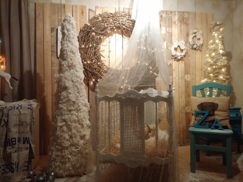 Exposicion de navidad decoracion de interiores de for Decoracion de interiores 2015