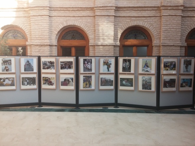 Exposición fotográfica sobre el Carnaval de Herencia de Aurelio Redondo Almansa
