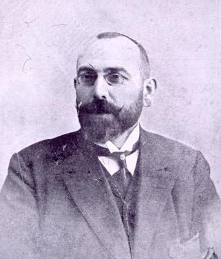 Tomás Romero y Martin-Toledano. Fuente: CECLM. Revista Vida Manchega 14 de agosto de 1913