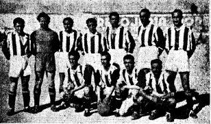 Herencia C. F. en 1945