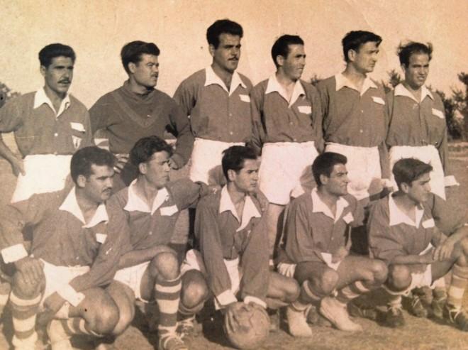Equipo de Herencia en Tercera División