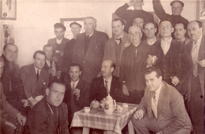 Primera hermandad de san Antón de Herencia