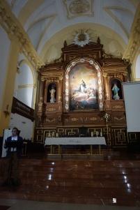 Conferencia Enrique Rodríguez de Tembleque sobre el cuadro de la Inmacualda Concepción de Zacarias González Velázquez de Herencia0007